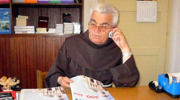 Fra Gabrijelu Mioču nagrada Hrvatskog društva katoličkih novinara