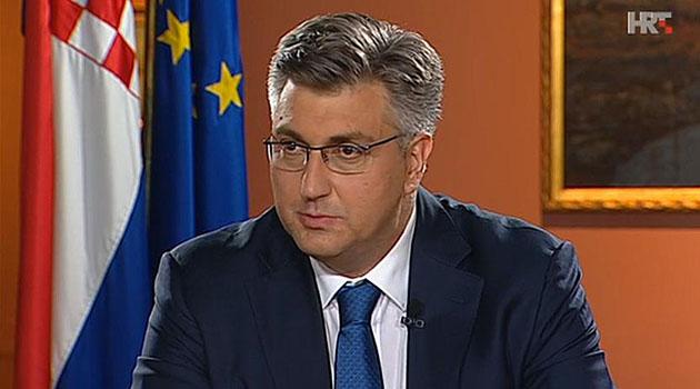 Plenković: Adekvatno suočavanje s prošlošću nužno za usredotočeno sučeljavanje s izazovima sadašnjosti i budućnosti