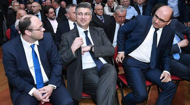 Davor Ivo Stier: Ne pada mi na pamet napadati Miroslava Škoru, naš je protukandidat Milanović!