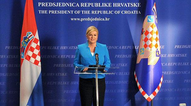Predsjednica dobila izborni stožer - ključna bitka s Miroslavom Škorom