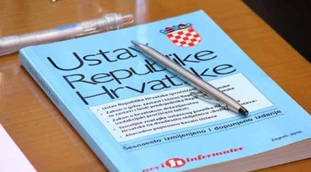 Da bi Hrvatska postala suverena i nezavisna treba joj novi politički sustav i novi Ustav