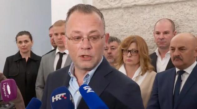 Hasanbegović: Mentalni i politički nasljednici bleiburških egzekutora pokušali su provocirati hodočasnike